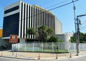 Sede da Prefeitura de Macaé-RJ