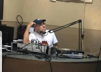 Radio Transanorte em Farol de São Thomé