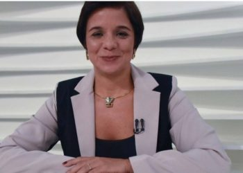 Jornalista Vera Magalhães