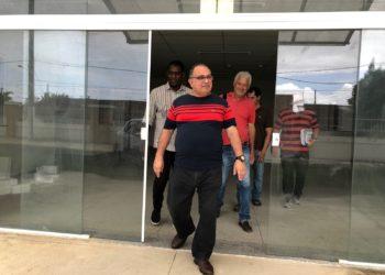 Abdu Neme - Secretário de Saúde de Campos-RJ