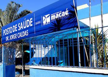 Centro de Saúde Jorge Caldas - Macaé-RJ