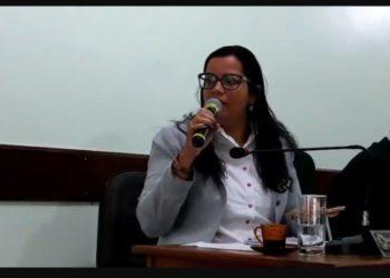 Alexandra Moreira - Vereadora em Quissamã-RJ