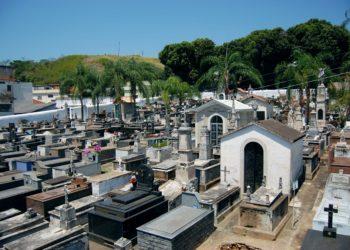 Cemitérios - Levantamento