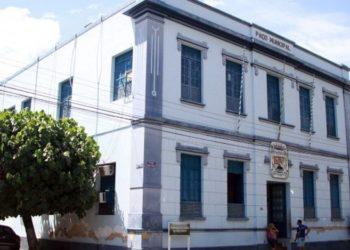 Sede da Prefeitura de São Fidélis-RJ