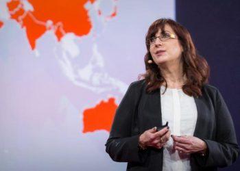 Jornallista Maryn MacKenna