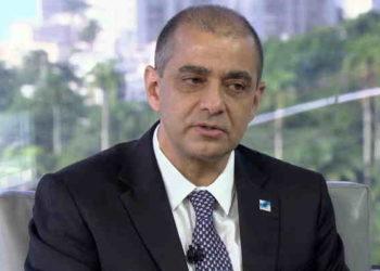 Ex-secretario de Saúde do Rio Edmar Santos