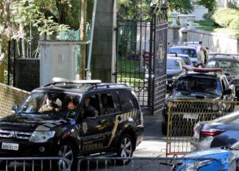 Operação da Polícia Federal no RJ