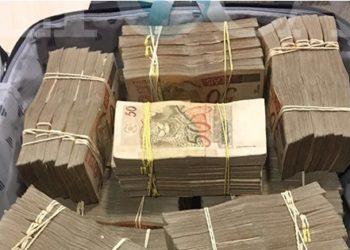 Malas de dinheiro em Campos-RJ