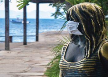 Buzios torna obrigatorio uso de mascaras