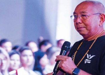 Guru da meditação investigado por abusos 'Guru da meditação' vira alvo em nova investigação do Ministério Público Reprodução Facebook