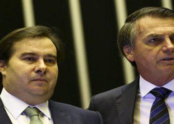Rodrigo Maia comenta fala de Bolsonaro sobre tortura de Dilma