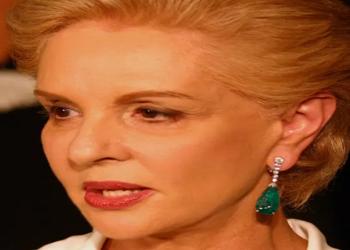 A estilista venezuelana Carolina Herrera