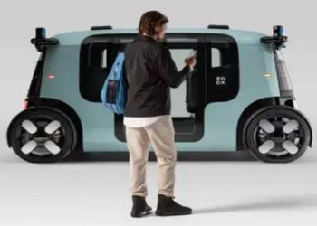Amazon Táxi -Robô