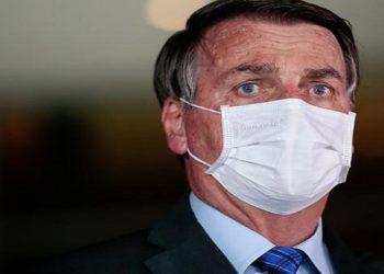 Presidente Bolsonaro solicita a premiê indiano antecipação da remessa do inoculante contra covid-19.