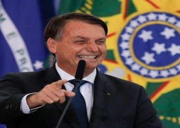 Bolsonaro fala sobre mergulho de máscara e Covid-19