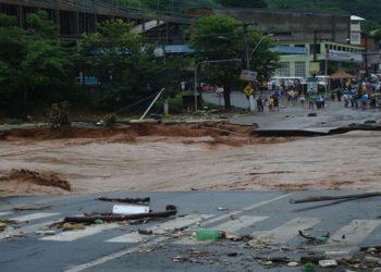 Tragédia chuvas região serrana