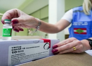 Vacina de Oxford distribução