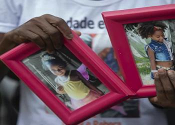 Criança é morta por bala perdida no RJ