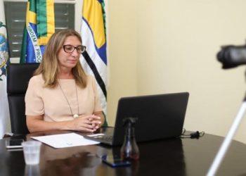 Fátima Pacheco prefeita de Quissamã