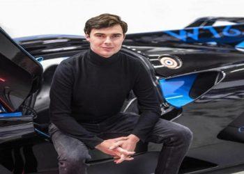 Novo Carro da Bugatti Bolide