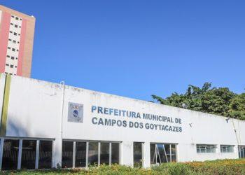 RPAs na Prefeitura de Campos