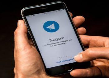 Aplicativo de mensagens Telegram