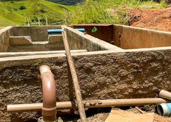 Foto: Divulgação Secretaria Adjunta de Saneamento