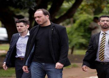*ARQUIVO* BRASÍLIA, DF,  13.01.2021 - O vereador Carlos Bolsonaro, filho do presidente Jair Bolsonaro. (Foto: Pedro Ladeira/Folhapress)