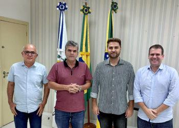 Iluminacão Publica - Campos