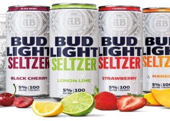 Bud light hard seltzer  Credit: Bud Light