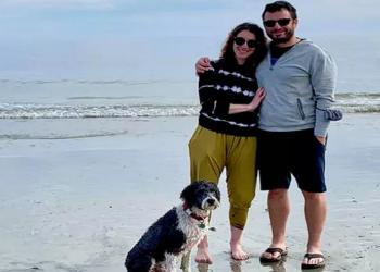 Jordan Levey diz que ela e o marido decidiram que ser pais não era a escolha certa para eles Foto: Cortesia/Jordan Levey